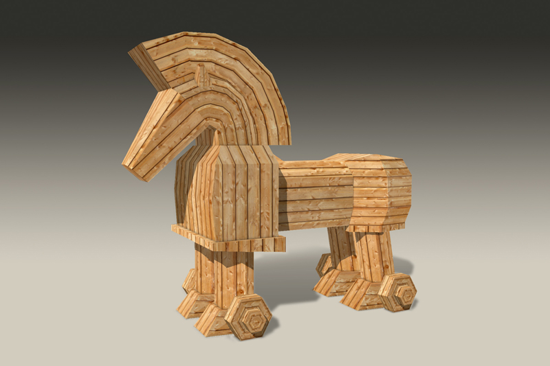 horse wood projects
